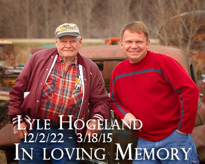 In Loving Memory of Lyle Hogeland